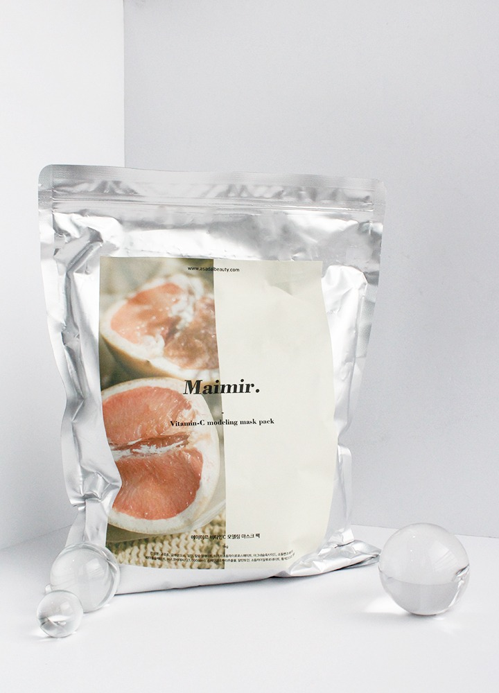 Vitamin-C Modeling Mask Pack ASADAL BEAUTY PRODUCT - 아사달뷰티프로덕트