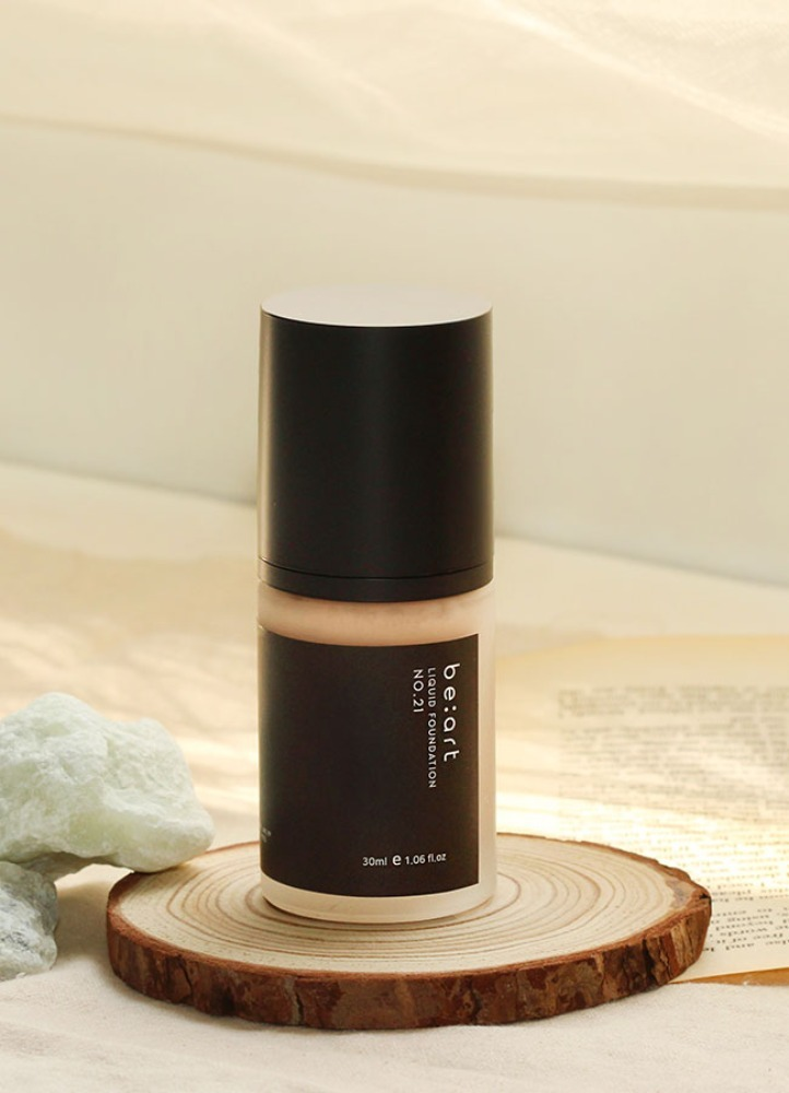 Liquid Foundation (2 colors) ASADAL BEAUTY PRODUCT - 아사달뷰티프로덕트