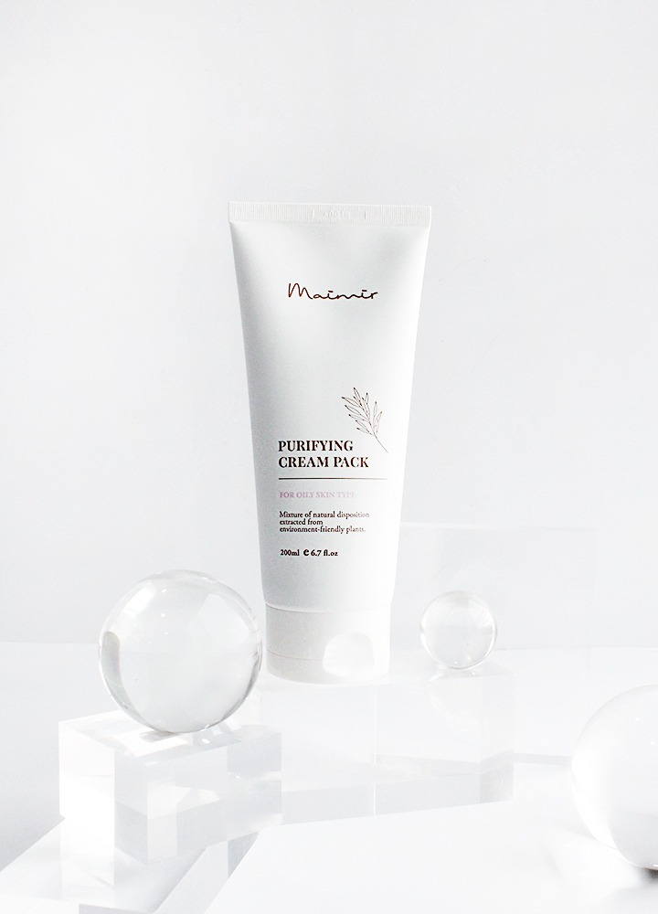 Purifying Cream Pack ASADAL BEAUTY PRODUCT - 아사달뷰티프로덕트